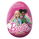 Maxi Uovo Barbie 110g