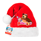 Cappello di Babbo Natale - Barbie, Hot Wheels, Masha&Orso, Emoji
