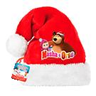 Barbie, Hot Wheels, Masha&Orso and Emoji's Santa Claus hat