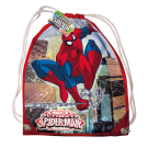 Lo zaino sacca Spiderman - Hot Wheels - Thomas&Friends - Barbie - Hello Kitty