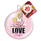 Zip pouch Barbie