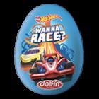 Maxi Egg Hot Wheels 110g