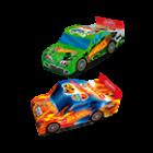 Hotwheels Cars with 3 mini eggs