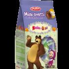 Busta con Mini Ovetti Masha e Orso, 120 gr.
