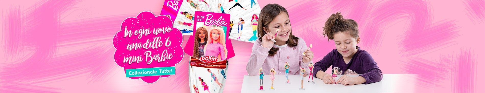 2020 Pasqua - Barbie