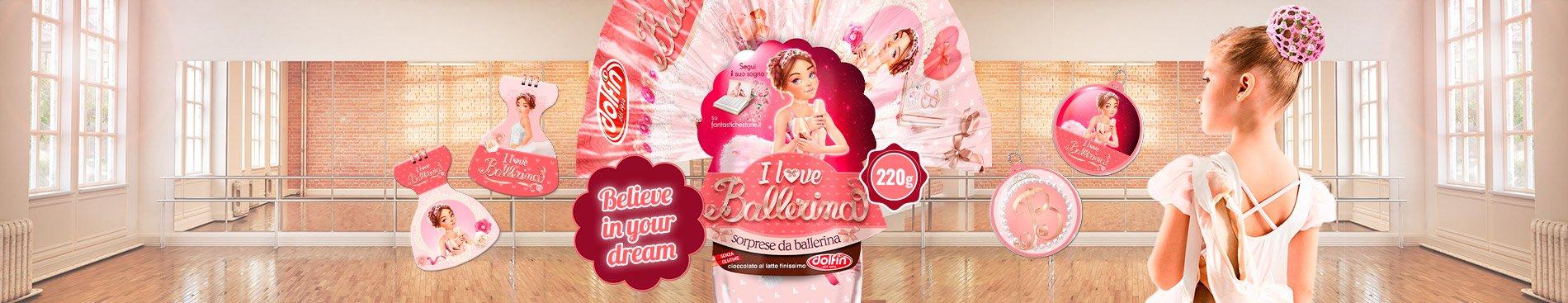 2020 pasqua - I love Ballerina