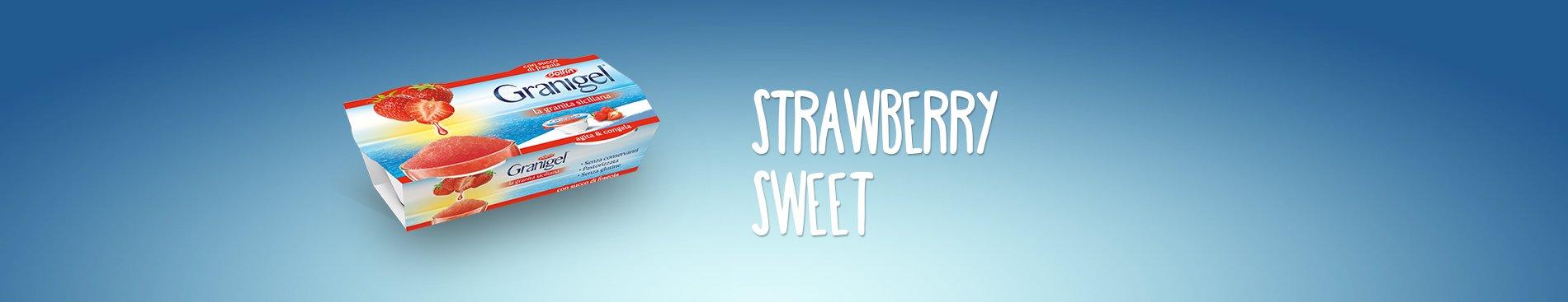 Granigel Strawberry