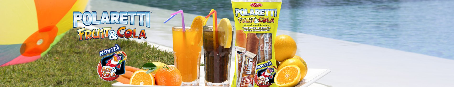 Polaretti Fruit and Cola