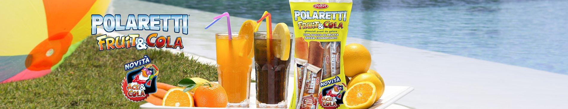 Polaretti Fruit and Cola