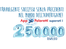 250.000 download App Polaretti