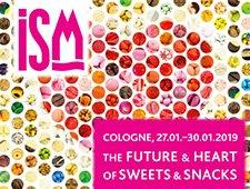 Ci vediamo a Colonia per ISM 2019!