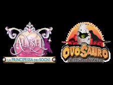 Scarica subito le Nuove storie di Alysel e Ovosauro1