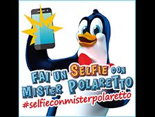 Tour d'Italia 2017: scatta un selfie con Mister Polaretto
