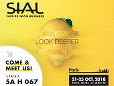 Visit us at SIAL 2018!
