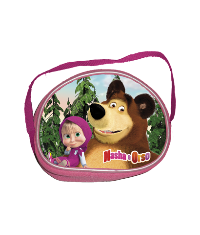 Masha and the Bear bag