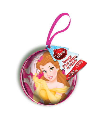 Disney Princesses metal spheres 30 g.