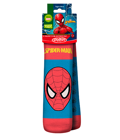 Non-slip socks Spiderman