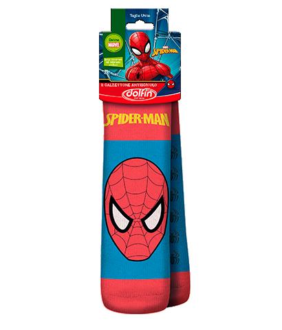 Il Calzettone Antiscivolo Spiderman
