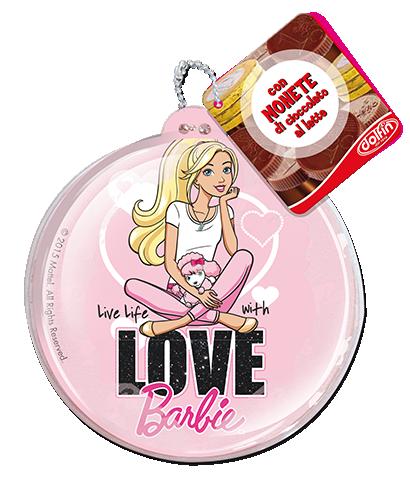 Appendibili in PVC Barbie