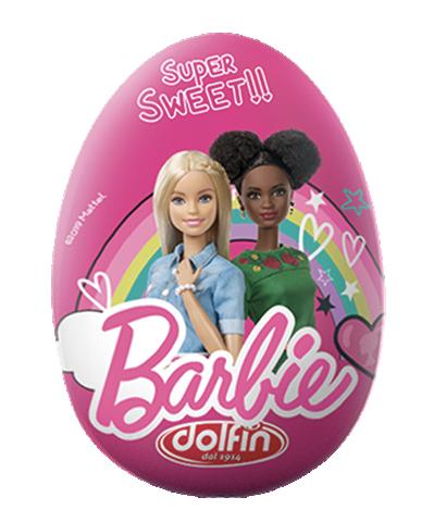Maxi Uovo Barbie 110 gr