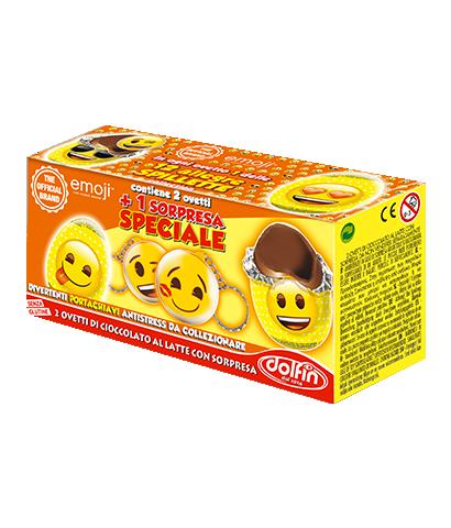 Bipack Ovetti Emoji