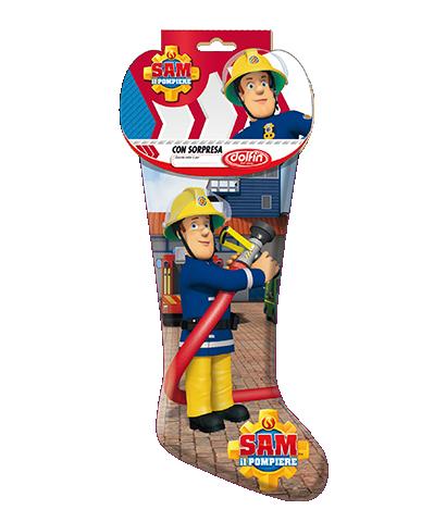 Calza Sam il Pompiere, 160 g