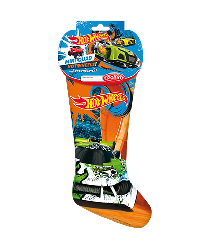 Calza Hot Wheels da 180 g