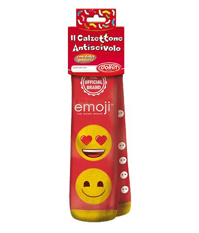 Non-slip socks Emoji