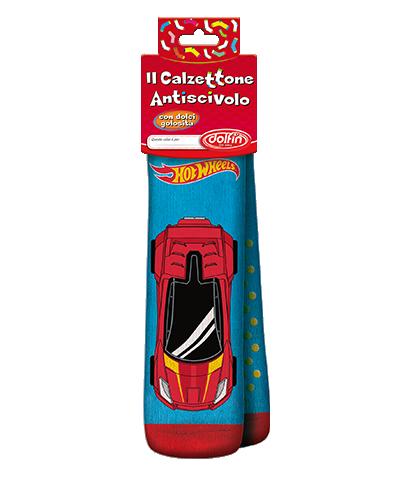 Non-slip socks Hot Wheels