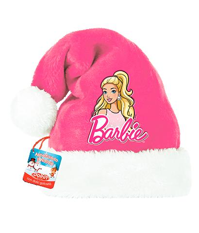 Cappello di Babbo Natale - Barbie