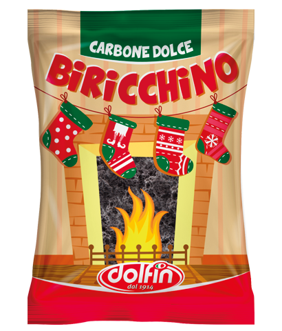 Carbone dolce, 100 g