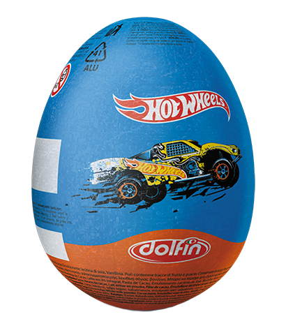 Hot Wheels mini egg 20 g