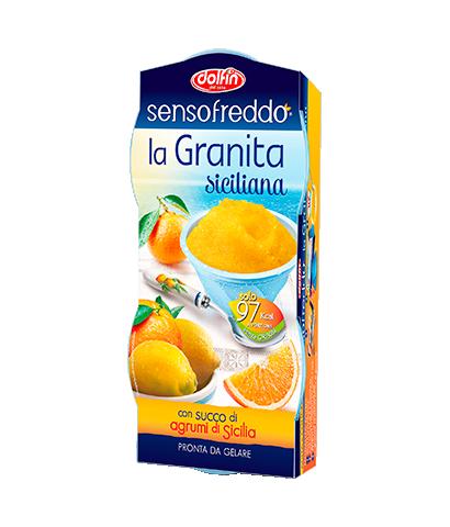 la Granita - agrumi di Sicilia