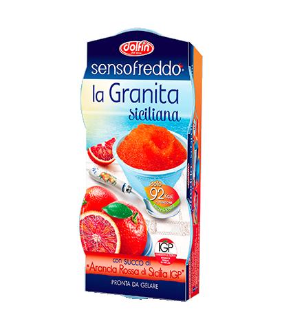 la Granita - Arancia Rossa di Sicilia IGP