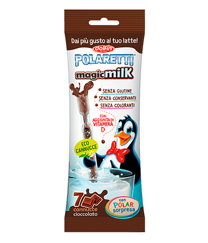Polaretti Magic Milk al cioccolato