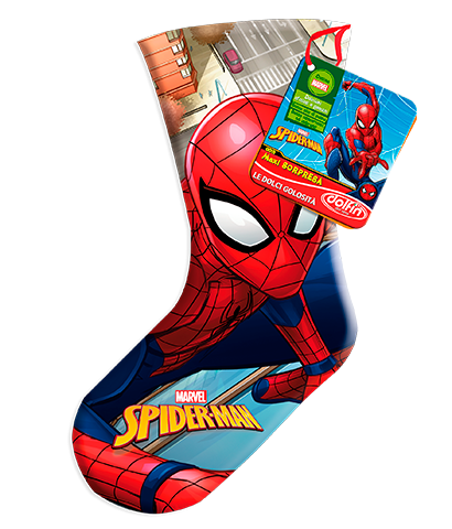 Spiderman Maxi-Stocking 215 g.