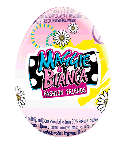 Ovetto Maggie & Bianca 20 g