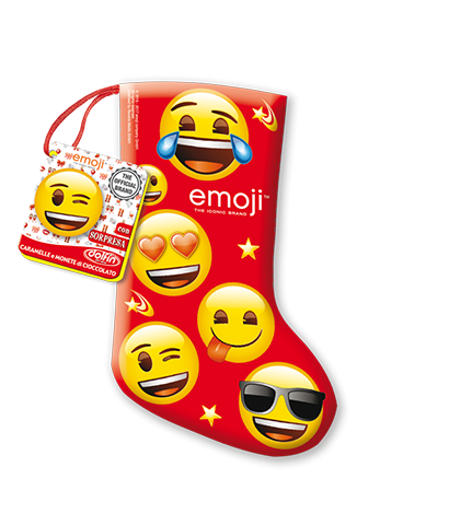 Emoji Mini-Stockings of 50 g