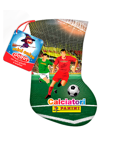 Calciatori Panini Mini-Stockings 50 g.