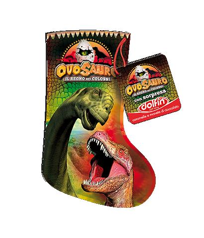 MiniCalza Ovosauro da 50 gr.