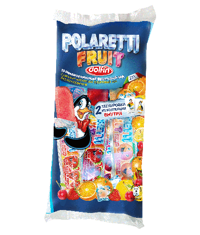 Polaretti Fruit Russian