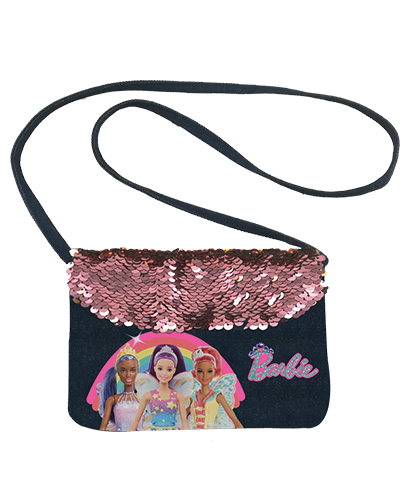 Barbie handbag with candy gelées