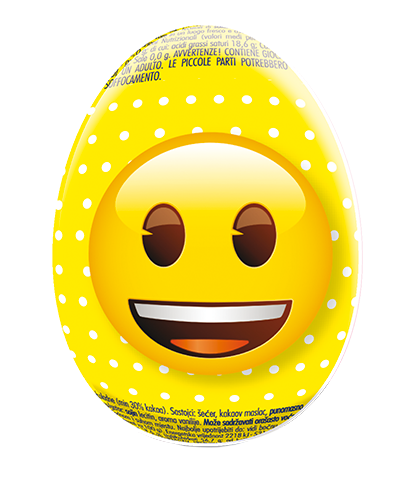 Emoji mini egg 20 g