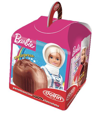 Panettoncino Bing, Barbie, HotWheels, La Principessa dei sogni Alysel, Ovosauro