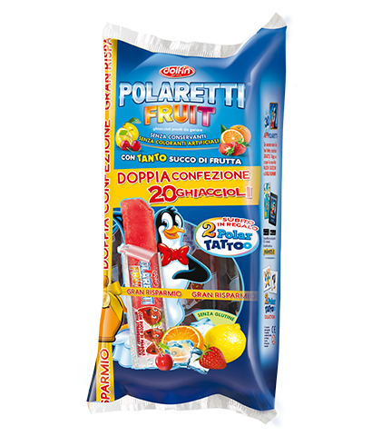 Polaretti Fruit maxi blister