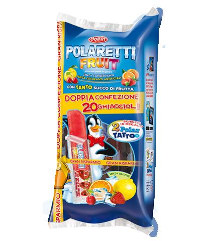Polaretti Fruit maxi blister
