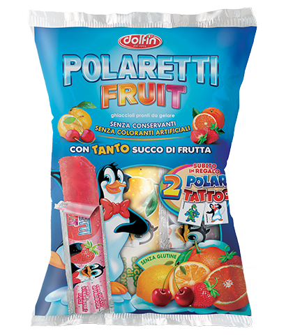 Polaretti Fruit 5 pz.