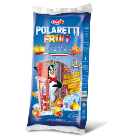 Polaretti Fruit Hebrew