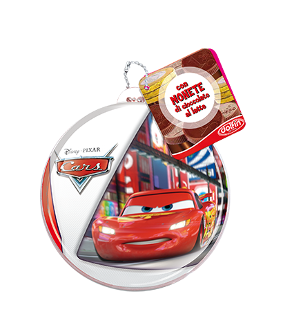 Zip pouch Cars
