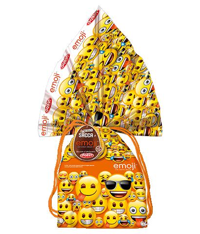 Zaino Sacca Uovo Emoji